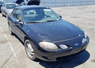 1998 FORD ESCORT ZX2 #1341899942