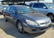2006 HONDA ACCORD HYB #1342514885