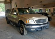 1999 FORD F150 #1342565270