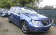 2007 CHRYSLER PACIFICA LIMITED #1343417720