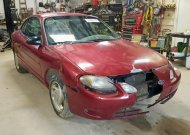 2000 FORD ESCORT ZX2 #1343759680