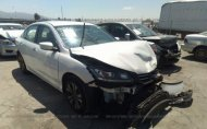 2014 HONDA ACCORD LX #1344072105