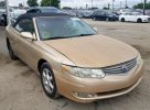 2003 TOYOTA CAMRY SOLA #1344328822