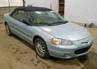2002 CHRYSLER SEBRING LI #1344382415