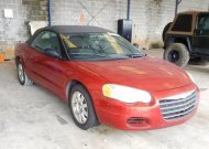 2005 CHRYSLER SEBRING GT #1344384515