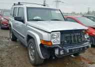 2008 JEEP COMMANDER #1347330548