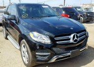 2018 MERCEDES-BENZ GLE 350 #1347917628