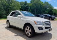 2009 MERCEDES-BENZ ML #1350357185