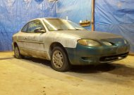 2000 FORD ESCORT ZX2 #1354369290