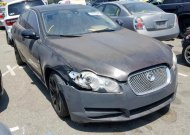 2010 JAGUAR XF LUXURY #1355500475