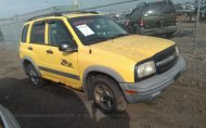 2003 CHEVROLET TRACKER ZR2 #1355753892