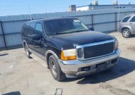 2001 FORD EXCURSION #1356039678