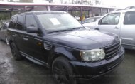 2006 LAND ROVER RANGE ROVER SPORT HSE #1357011295