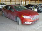 2017 FORD FUSION S #1357272988
