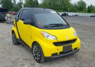 2008 SMART FORTWO PAS #1358433525