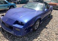 1991 CHEVROLET CAMARO RS #1358455445