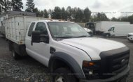 2008 FORD F450 SUPER DUTY #1358771020