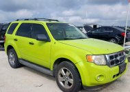 2010 FORD ESCAPE XLT #1360238845
