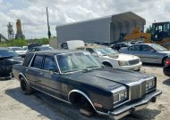 1985 CHRYSLER FIFTH AVEN #1360847505