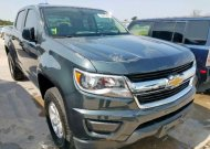 2017 CHEVROLET COLORADO #1362630980
