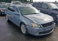 2007 TOYOTA AVALON XL #1363797415
