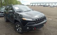 2014 JEEP CHEROKEE TRAILHAWK #1368103625