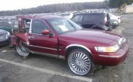 2000 MERCURY GRAND MARQUIS LS #1369235475