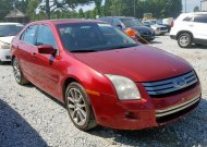 2009 FORD FUSION SEL #1371180850