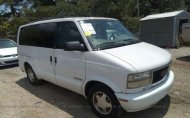 1998 GMC SAFARI XT #1374153932