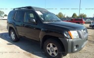 2007 NISSAN XTERRA OFF ROAD/S/SE #1374196512