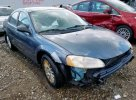 2002 CHRYSLER SEBRING LX #1375046478