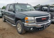 2005 GMC NEW SIERRA #1376808385