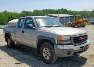 2004 GMC NEW SIERRA #1377444435