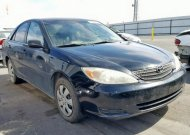 2003 TOYOTA CAMRY LE #1378609432