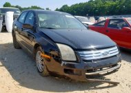 2008 FORD FUSION S #1378615378