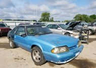 1986 FORD MUSTANG LX #1378637848