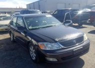 2002 TOYOTA AVALON XL #1380392690