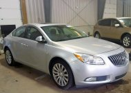 2011 BUICK REGAL CXL #1382462512
