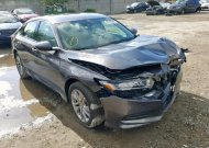 2018 HONDA ACCORD LX #1383594988
