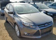 2012 FORD FOCUS SEL #1384184605