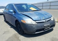 2006 HONDA CIVIC LX #1384657528