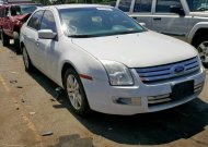 2009 FORD FUSION SEL #1387289445