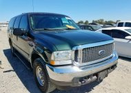 2003 FORD EXCURSION #1388193508