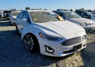 2019 FORD FUSION TIT #1390219630