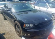 2008 DODGE CHARGER R/ #1390234025