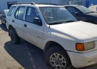 1998 ISUZU RODEO S #1391239998
