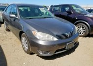 2005 TOYOTA CAMRY LE #1391381438