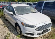 2014 FORD FUSION S #1392050980