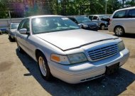 1999 FORD CROWN VICT #1392066885