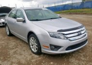 2012 FORD FUSION SEL #1392100588
